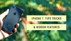This video will help about iPhone 7, iPhone 7 Plus users and give Tips, Tricks and core device Features.