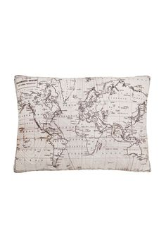 Map Cushion from Next