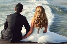 ImageFind images and videos about girl, love and beautiful on We Heart It - the app to get lost in what you love. 2015 Wedding Dresses, Elegant Wedding Dress, Cheap Wedding Dress, Wedding Pics, Wedding Bride, Dream Wedding, Wedding Ideas, Perfect Wedding, Wedding Store