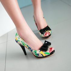ool 50 High Fashion High Heels on the Street in 2015
