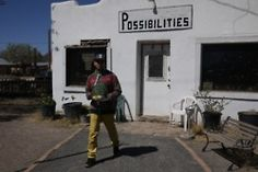 """Possibilities"" Ft. Davis, Texas"