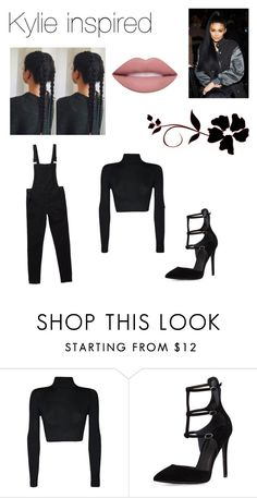 """""""Day out"""" by dianthesiva ❤ liked on Polyvore featuring WearAll and Kendall + Kylie"""