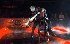 Dancing With the Stars  -  Week 8  -  Season 18  -  Spring 2014