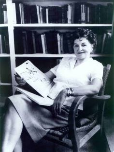 P L Travers - Author of Mary Poppins