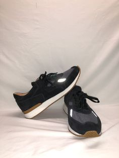 GREATS THE PRONTO-Graphite-Navy Blue-Men s Shoes euro 45 US 12 MADE IN  ITALY  fashion  clothing  shoes  accessories  mensshoes  casualshoes (ebay  link) 536cba1c8
