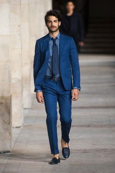 Men+trend+2014 | Hermes men's spring / summer 2014 runway show was unveiled on one of ...