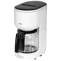 BRAUN PurEase KF 3120 Kaffeemaschine Schwarz  NEU /& OVP