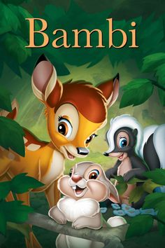 Watch Bambi 1942 Full Movie Online Free