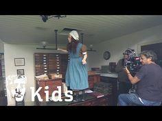 Go Behind The Scenes on CBBC's Hetty Feather - YouTube