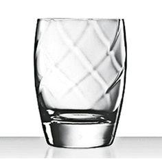 Luigi Bormioli Crystal | Luigi Bormioli Canaletto 12-oz Double Old Fashioned Glasses (Set of 4 ...