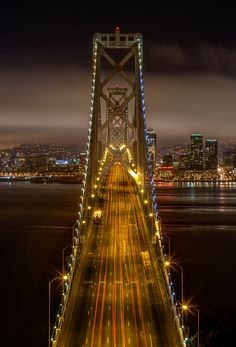 Bay Bridge Overlook, SF.