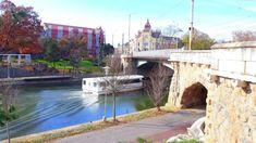 Societatea publica de transport Timișoara, anunță ca din data de 30 mai, reia plimbările cu vaporașele pe Bega. 30 Mai, Places To Visit, Park, Places Worth Visiting