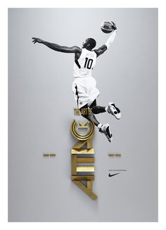 Nike / The Art Of Attack on Behance