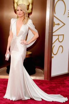 Kate Hudson in Versace @ the Oscars