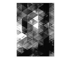 Stampa artistica su carta Geometric