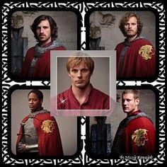 The Adventures Of Merlin Photo: Oblivious Sir Leon Merlin Show, Merlin Fandom, Merlin Cast, Colin Morgan, Merlin Season 6, King Arthur Merlin, Bbc Tv Series, Bradley James, Drama