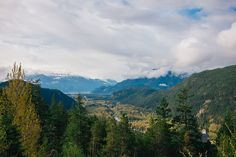 road trip from vancouver to whistler