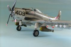 A-1H Skyraider 1/48 Scale Model
