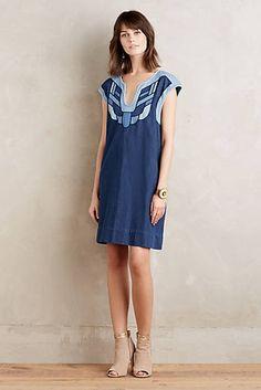 Sanara Denim Dress