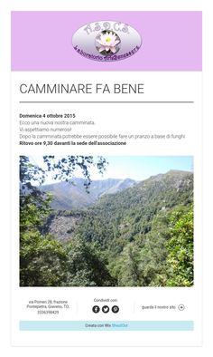 CAMMINARE FA BENE