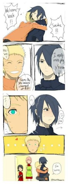 Who said SasuNaru isn't available here?!