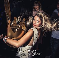 Get on Cafe de Paris Guestlist or make a table booking for Cafe de Paris Mayfair Club. Infos on Cafe de Paris guestlist entry, opening hours and dress code. Best Clubs In London, Partying Hard, Guest List, Nightclub, Dress Codes, Tables, Dress Up, Join, Mesas