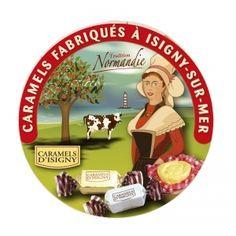 Caramel au beurre salé d'Isigny Basse - Normandie