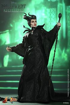 Hot toys maleficent