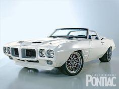 1969 Pontiac Firebird Convertible Showroom Condition