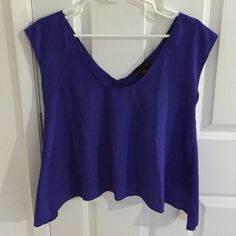 Open back shirt Great condition! Macy's Tops