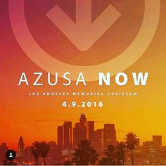 Happening Now at the Los Angeles Collosuim  Azusa Now 2016 @azusanow2016 @thecall @crmovement @lindy_conant  #azusanow #azusanow2016 #Losangeles #fire #azusastreet  #ministry #lindyconant  #ywam by hairbyarlivia http://bit.ly/dtskyiv #ywamkyiv #ywam #mission #missiontrip #outreach