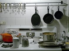 Trucos caseros para tu cocina