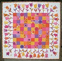 Jessica's Garden Quilt Pattern