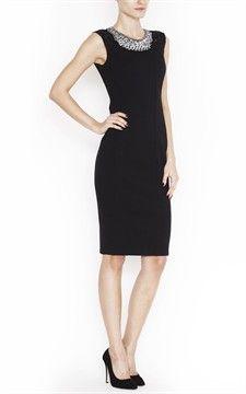 Nissa Dress-RS5979-Black