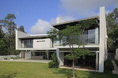 Casa Siete by Hernandez Silva Arquitectos