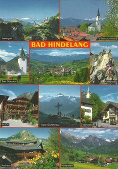 Bad Hindelang, Bavaria