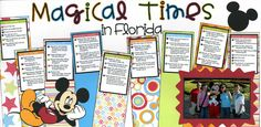 Layout: Magical Times in Florida