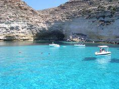 The Egadi Islands Sicily Italy