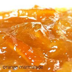 オレンジマーマレード orange marmalade