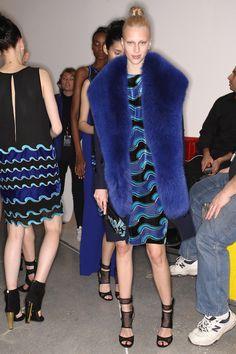 Diane von Furstenberg | Fall 2014 Ready-to-Wear Collection | Style.com