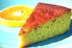 gluten free homemade starbucks orange cake