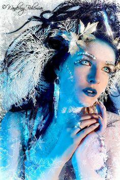 snow queen photography | snow queen | Winter wonderland - photo shoot ideas