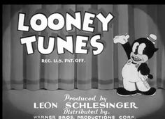 """183 of 183. Beans bids us goodbye in the closing title card, which includes the """"Looney Tunes"""" logo. 