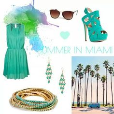 #summer#miami#clothes#fashion#style#outfit
