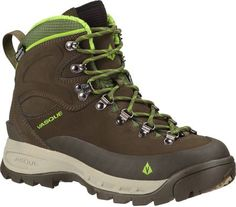 Vasque Women's Snowblime UltraDry Winter Boot, Black Olive/Lime Green, 8 M US >>> Click image to review more details.