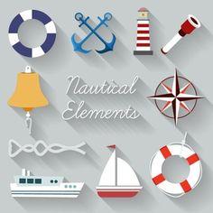 Colección de elementos de navegación