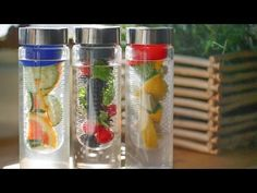 Shop these products and others at: https://www.joyus.com/health-and-fitness/1-2250/infuse-your-h2o-with-fruits-veggies-hosted-by-zoe-ruderman?utm_source=yout...