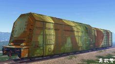 軍事列車BR52-- - 樂多閱讀