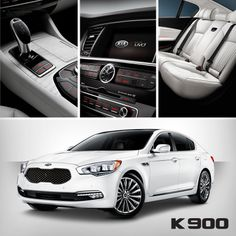 Challenge the luxury you know - The Kia K900 http://www.kia.com/us/en/home?series=k900year=2015cid=socog