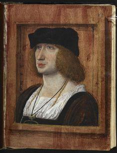 Pierre Sala's Petit Livre d'Amour (France, 16th century)Stowe_ms_955_f017r